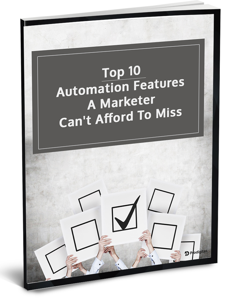 Marketing Automation Features
